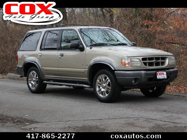 2001 Ford Explorer XLT AWD