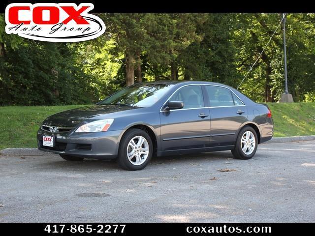 2006 Honda Accord EX Sedan AT