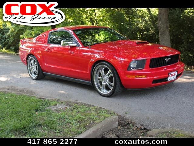 2007 Ford Mustang V6 Coupe