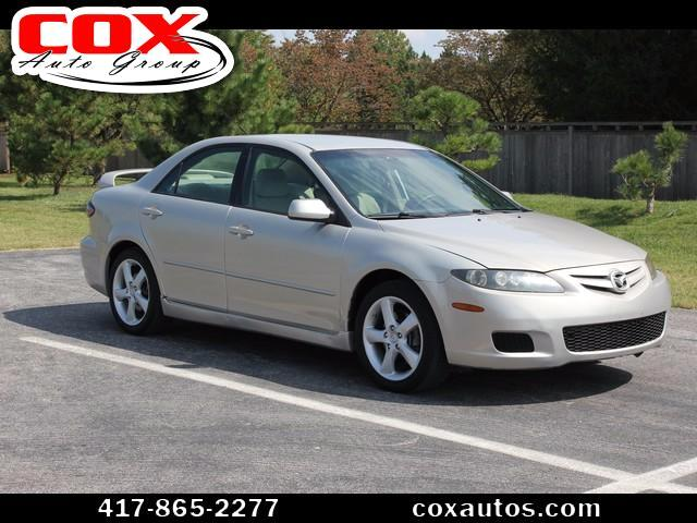 2008 Mazda MAZDA6 i Sports Sedan Value Edition