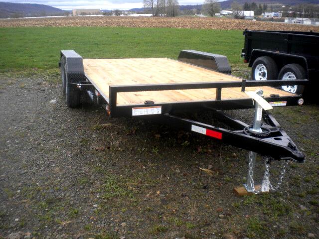 2018 Sure-Trac Implement Equipment Trailer ST8120IT-B-140  7X20  14K