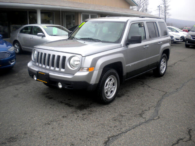 used 2017 jeep patriot sport 4wd for sale in norwich ny 13815 north norwich motors trailer. Black Bedroom Furniture Sets. Home Design Ideas