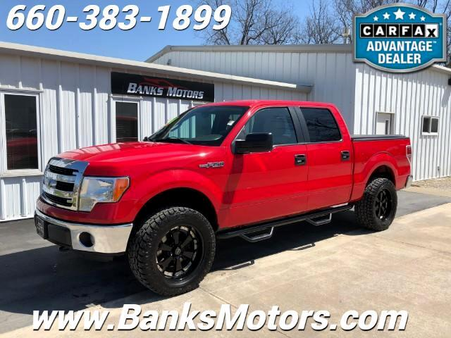 2014 Ford F-150 XLT Super Crew 4WD