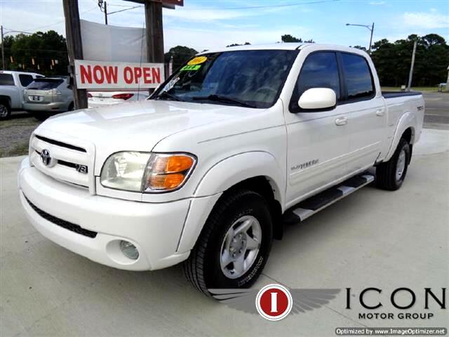 2004 Toyota Tundra Limited Double Cab 4WD