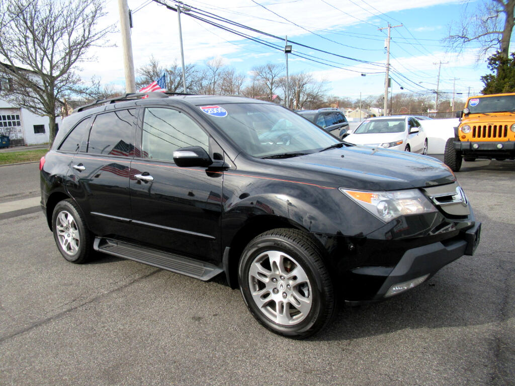 2009 Acura MDX 4dr SUV AT Touring