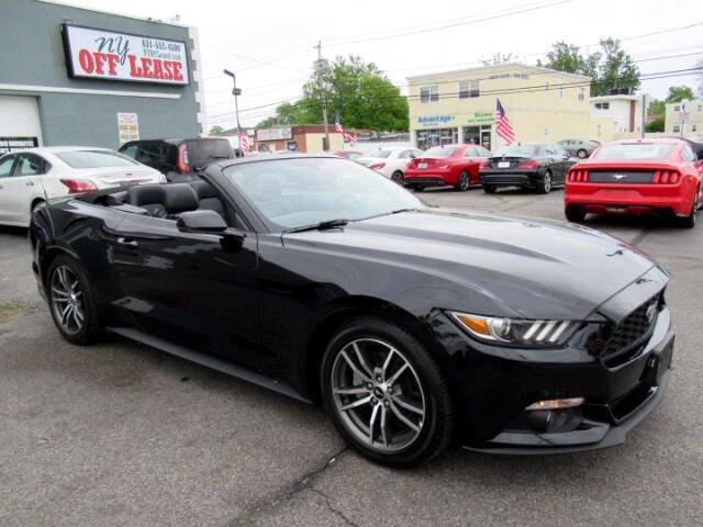 2016 ford mustang black ny off lease. Black Bedroom Furniture Sets. Home Design Ideas