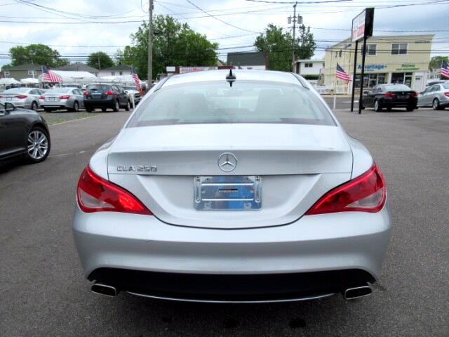 2014 mercedes benz cla silver ny off lease for Mercedes benz used car lease