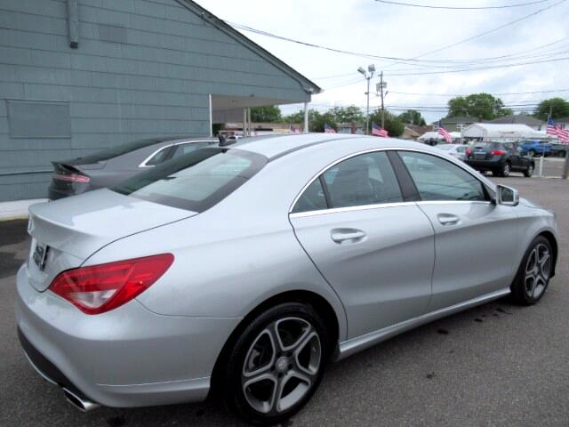 2014 Mercedes Benz Cla Silver Ny Off Lease