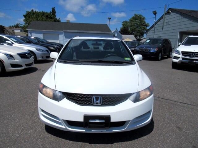 2010 Honda Civic EX Coupe 5-Speed AT