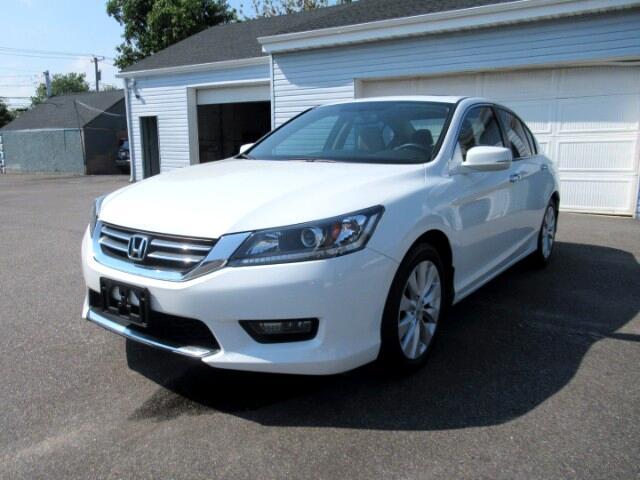 2014 Honda Accord EX Sedan CVT