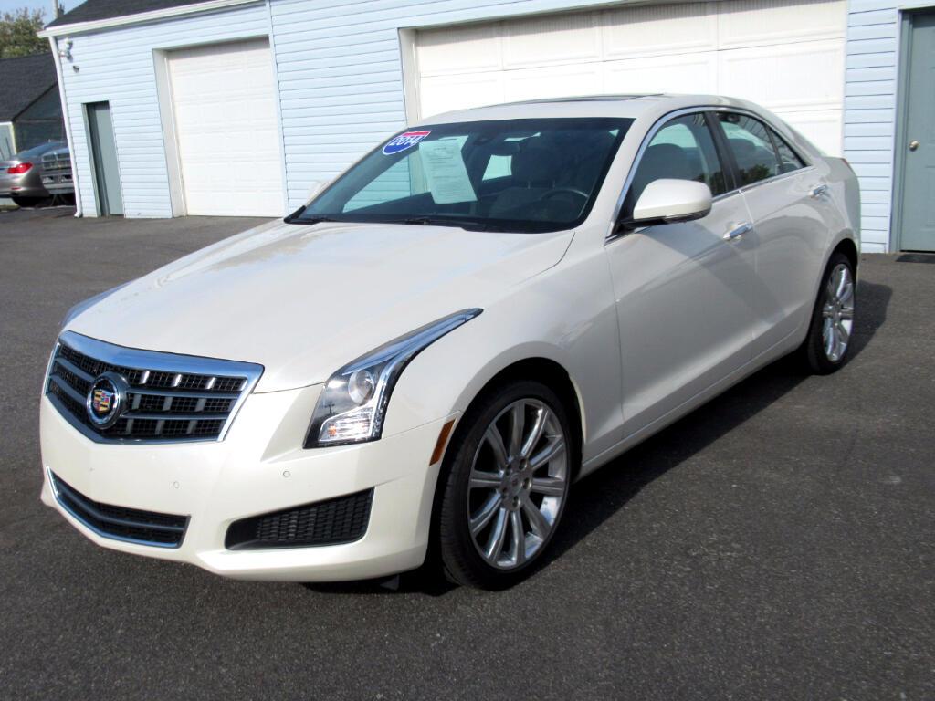 2014 Cadillac ATS 2.0L Luxury AWD