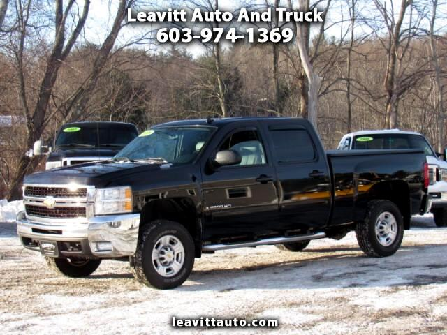 2008 Chevrolet Silverado 2500HD LTZ CREW CAB