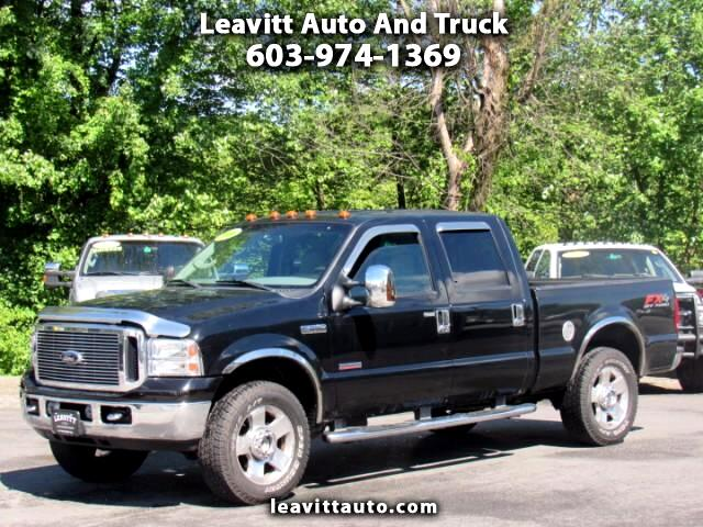 2006 Ford F-250 SD CREW CAB LARIAT SOUTHERN