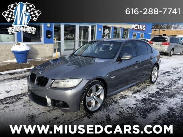 2011 BMW 3-Series BASE