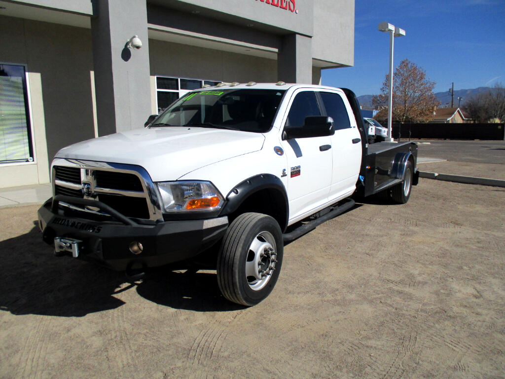 2011 Dodge Ram 5500 Crew Cab 4WD SLT
