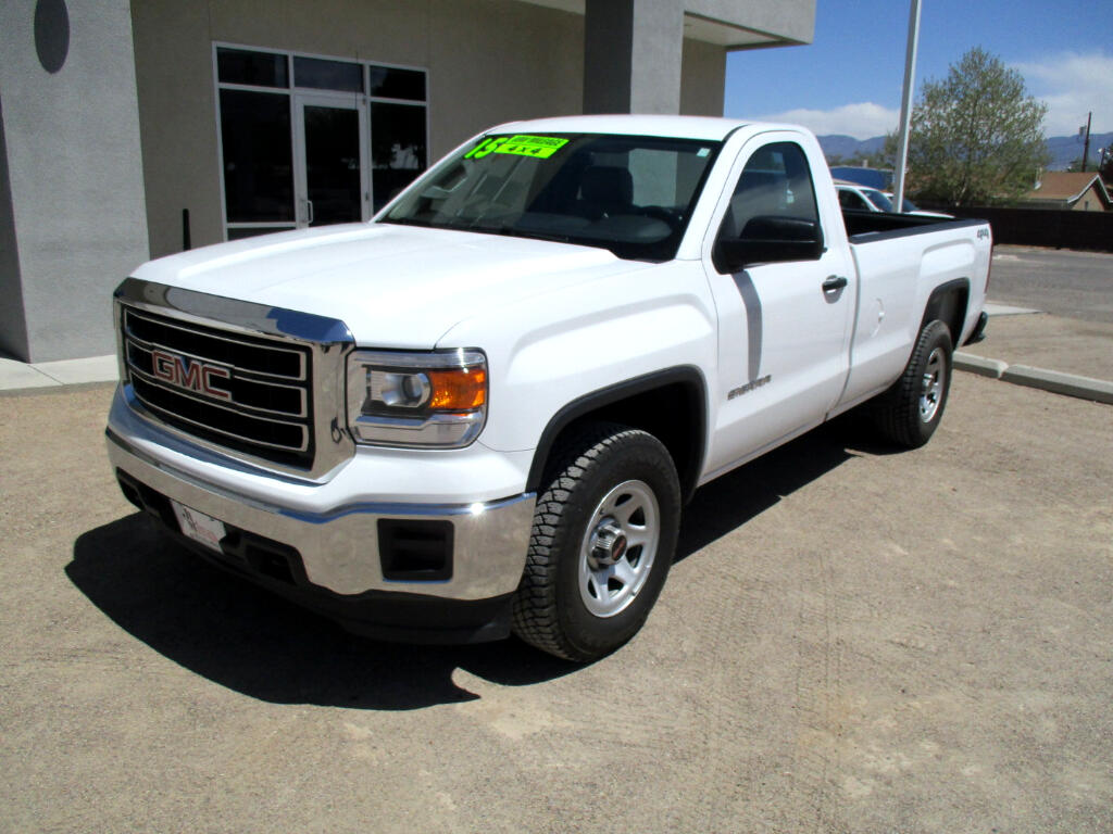 2015 GMC Sierra 1500 Base Long Box 4WD