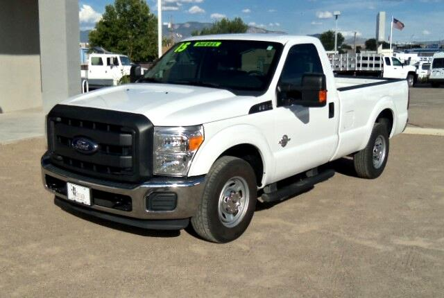 2015 Ford F-250 SD XL Reg. Cab 2WD