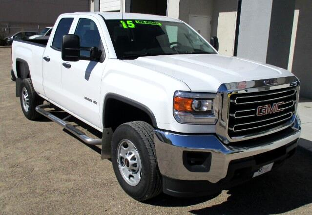 2015 GMC Sierra 2500HD Base Double Cab 2WD