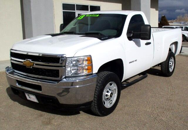 2013 Chevrolet Silverado 2500HD Work Truck Long Box 2WD