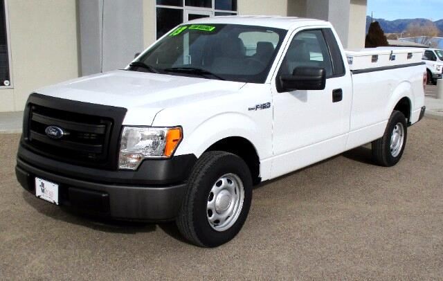 2013 Ford F-150 XL Reg. Cab Long Bed 2WD