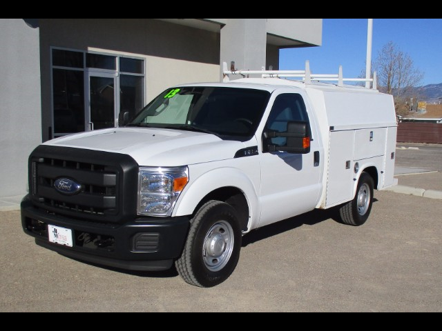 2013 Ford F-250 SD XL Reg. Cab 2WD