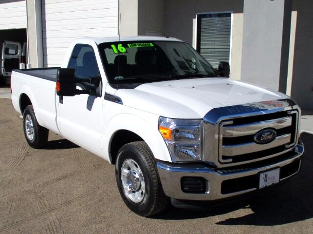2016 Ford F-250 SD XLT 2WD