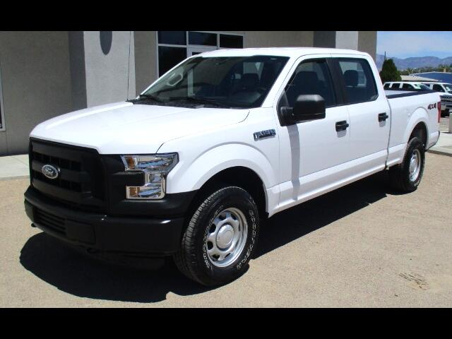 2016 Ford F-150 XL SuperCrew 6.5-ft. Bed 4WD