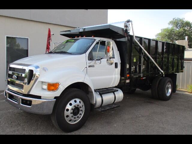 2015 Ford F-750 Regular Cab 2WD DRW