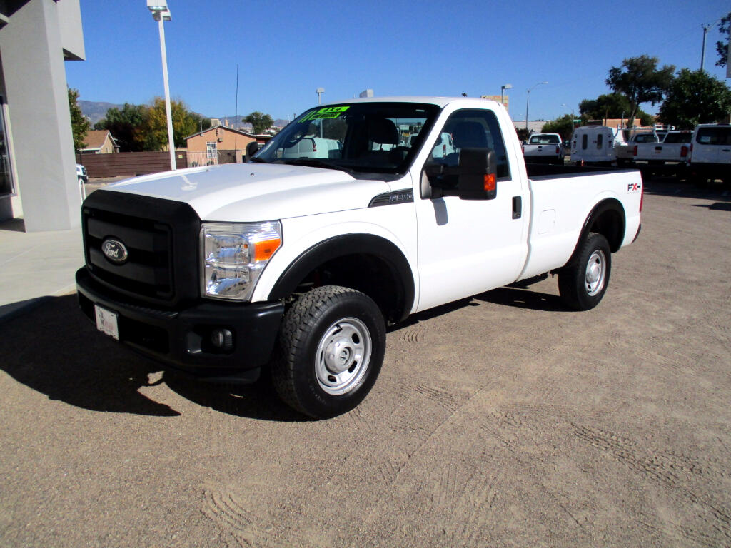 2011 Ford F-250 SD XL 4WD