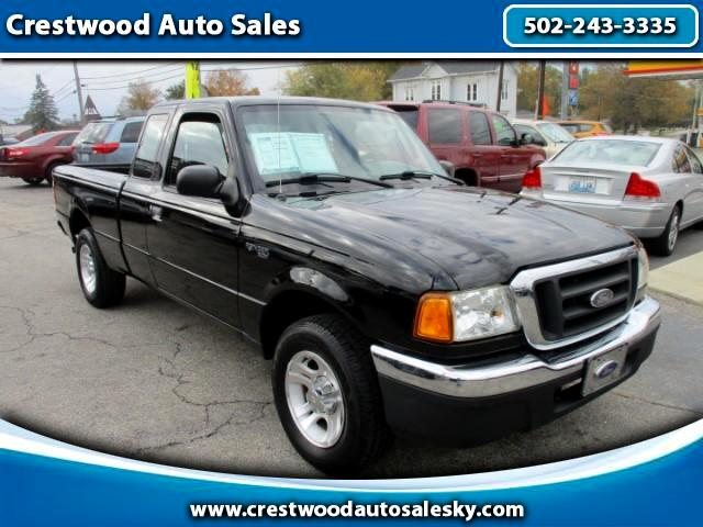 2005 Ford Ranger XLT SuperCab 2-Door 2WD