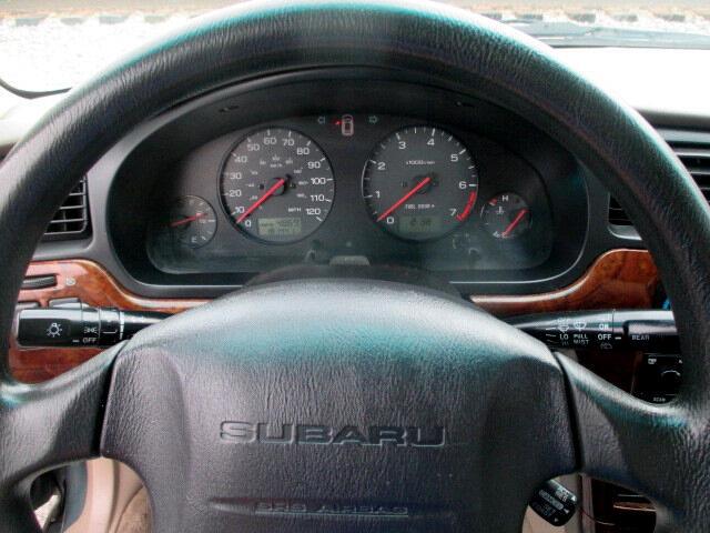 2001 Subaru Outback Wagon