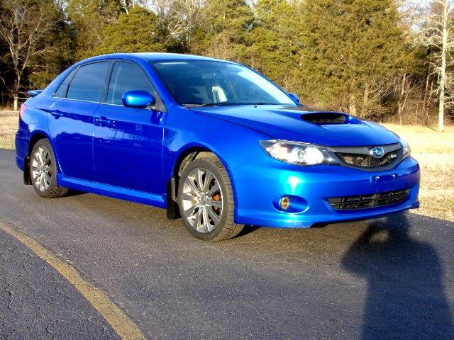 2009 Subaru Impreza WRX Premium 4-Door