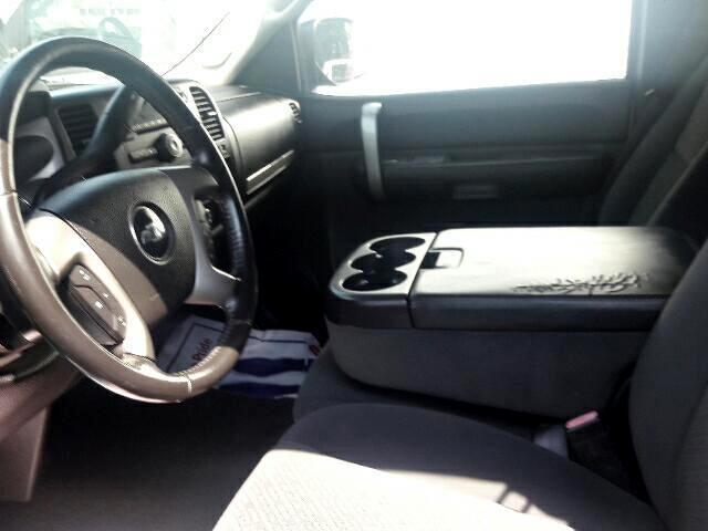 2007 Chevrolet Silverado 1500 LT1 Ext. Cab 4WD
