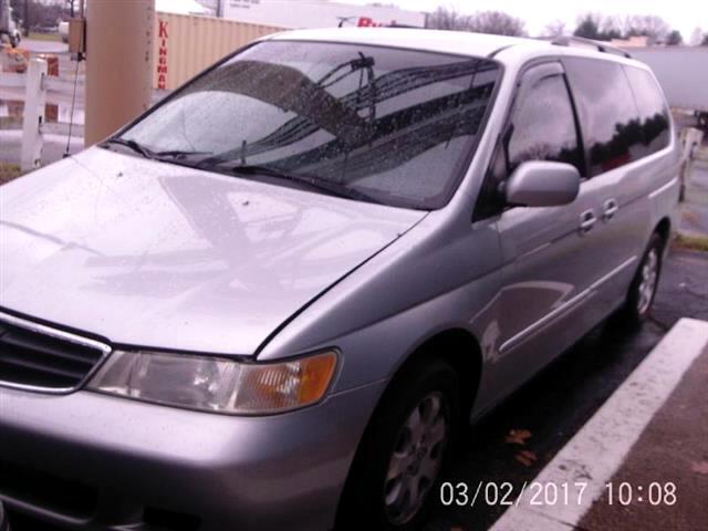 2003 Honda Odyssey EX w/ Leather