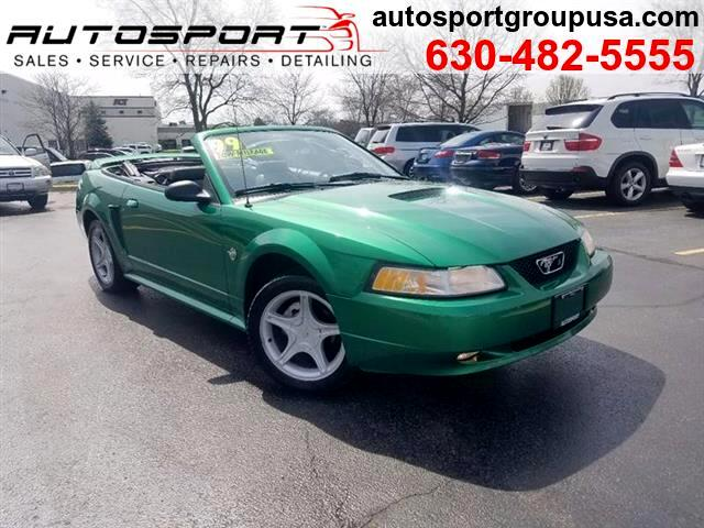 1999 Ford Mustang GT convertible