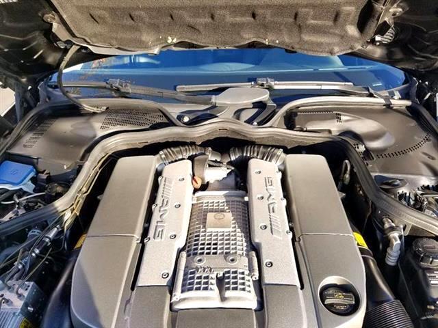 2006 Mercedes-Benz E-Class E55 AMG