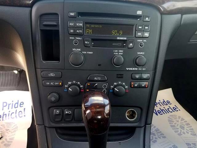 2004 Volvo S80 2.5T AWD