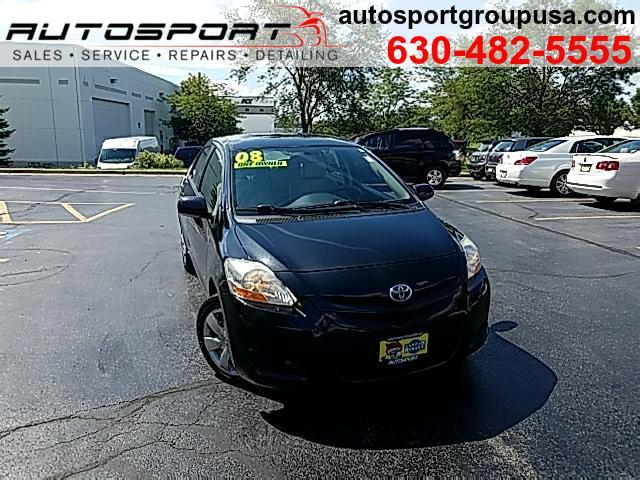 2008 Toyota Yaris Sedan S
