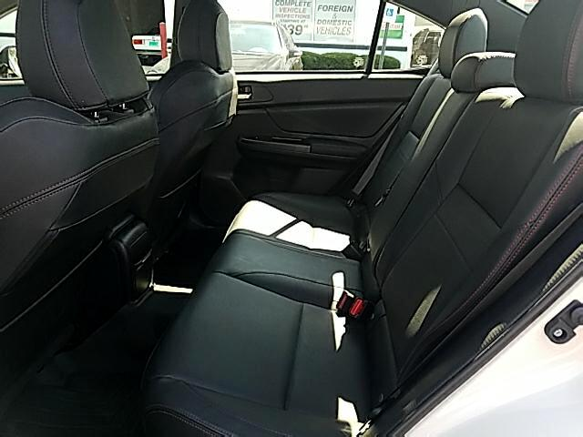 2015 Subaru WRX Limited 4-Door