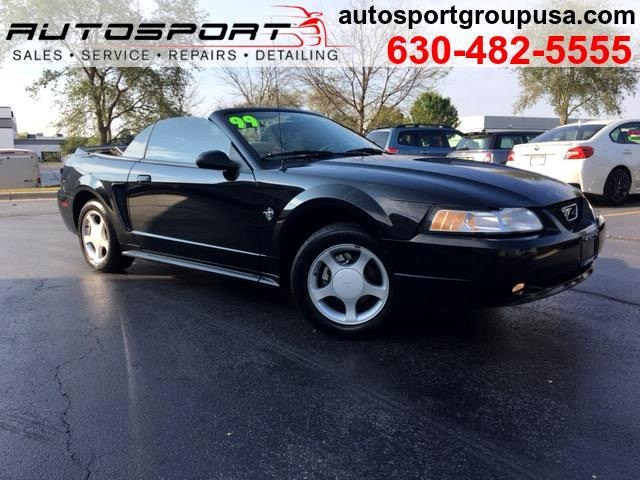 1999 Ford Mustang 2dr Conv GT Premium