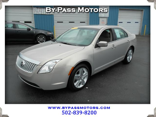 2010 Mercury Milan Base