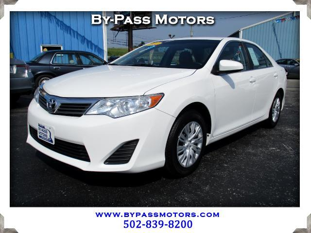 2012 Toyota Camry L Used Cars In Lawrenceburg Ky 40342