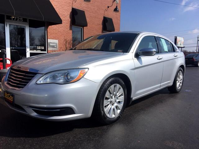 2012 Chrysler 200 LX