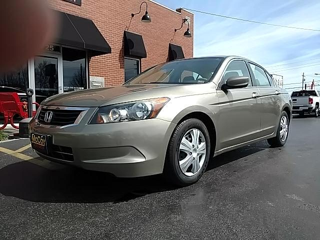 2008 Honda Accord LX sedan AT