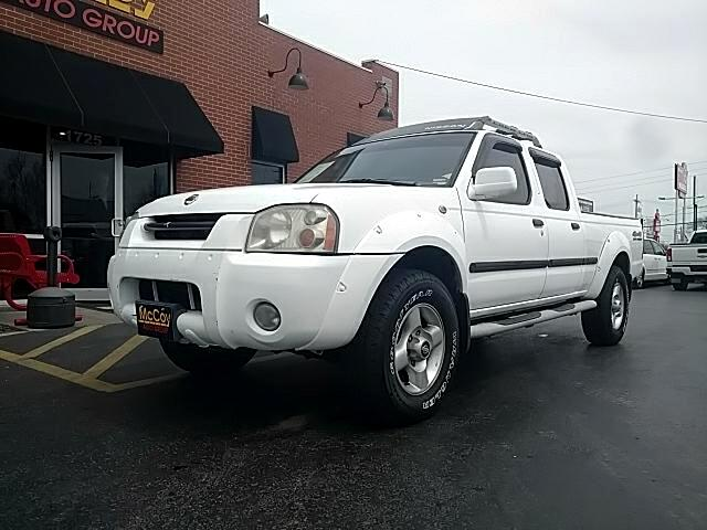 2002 Nissan Frontier XE-V6 Crew Cab Long Bed 4WD
