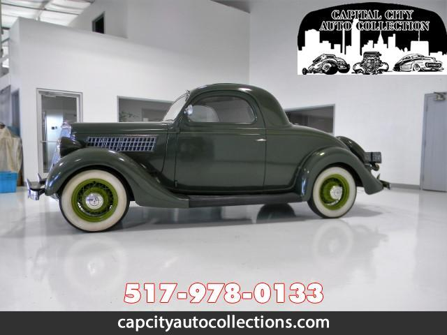 1935 Ford 3-Window