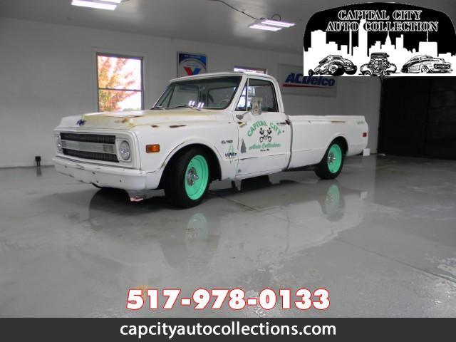1970 Chevrolet Trucks C10 Shop Truck