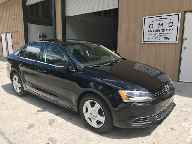 2013 Volkswagen Jetta SE 2.5L Automatic Sedan Leather