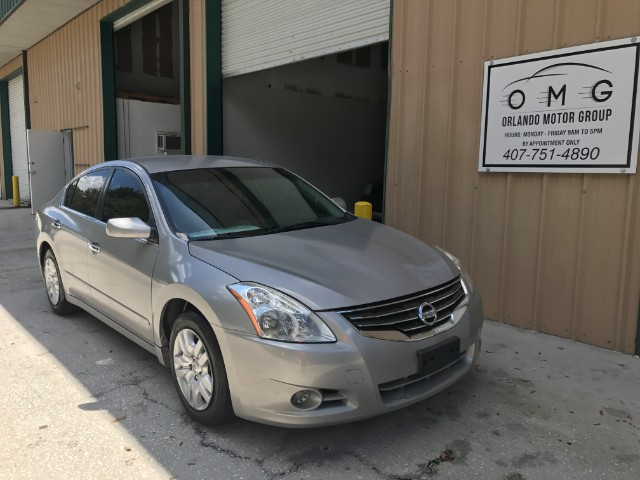 2012 Nissan Altima 2.5 S Automatic Sedan Push Button Start Great MPG