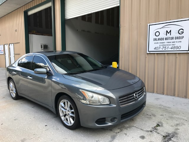 "2011 Nissan Maxima S Sport Sunroof CD Aux Bluetooth 18"" Alloys Tinted"